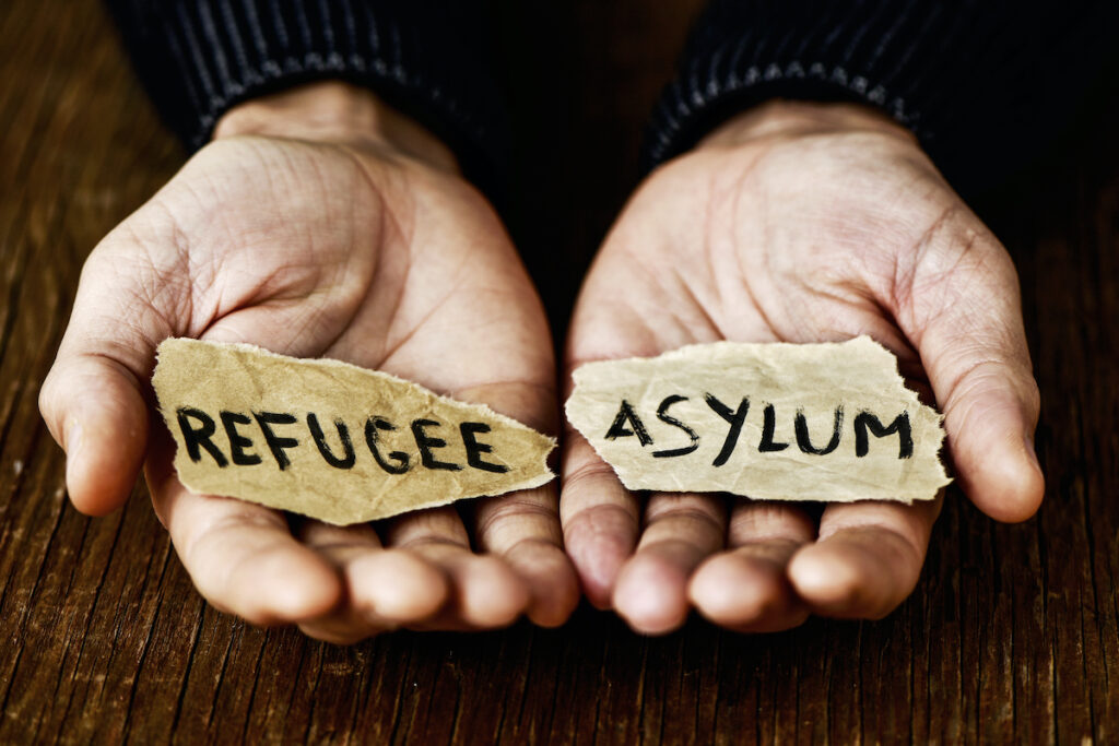 The UK rejects some asylum applications on the basis that there are inconsistencies in the applicants' narrative between interviews.