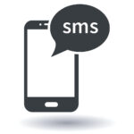 Smartphone,Email,Or,Sms,Icon.,Mobile,Mail,Sign,Simbol.