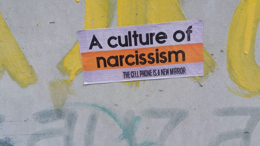 Narcissism is a serious and debilitating condition associated with instability, substance abuse and violence.