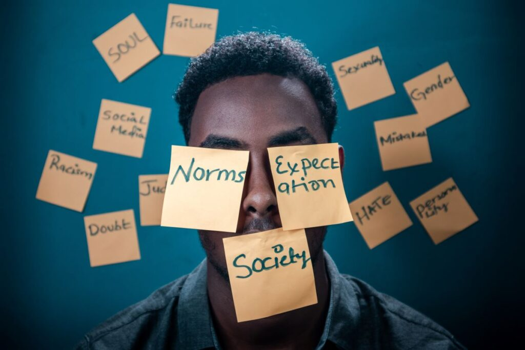Should we be targeting the minority who experience self-stigma or the majority of society whose misinformed negative stereotypes cause and perpetuate self-stigma?