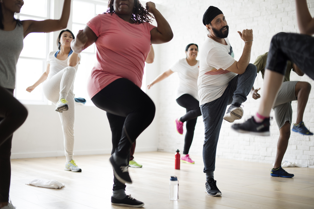 Getting people with severe mental illness to start a group physical activity is not just a simple jump from initiation to participation, but a gradual process with many challenges.