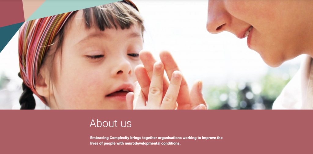 It's time to #EmbraceComplexity in research on neurodevelopmental conditions and mental health! To join the research network or find out about the special interest research group, see Embracing Complexity's website.