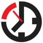 clock icon or symbol, last minut, last chance concept, vector illustration