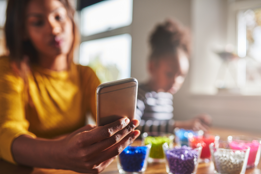 Thisresearch found no evidence to suggest that parents' smartphone use is harmful in general, but these results do not rule out the possibility of a negative impact on children or families.