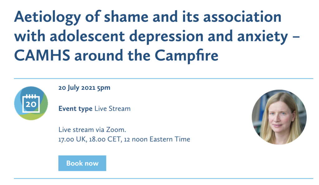 Join us around the #CAMHScampfire to discuss this paper.