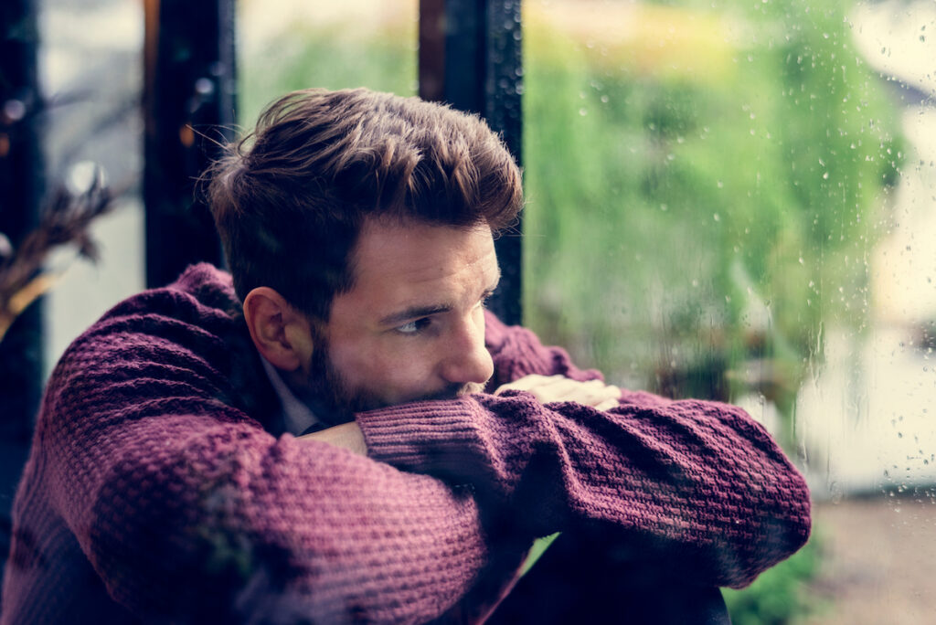 Suicide is a sensitive and complex issue that disproportionately affects men. To prevent deaths by suicide in men, it is key to understand what the specific risks are for men over time.