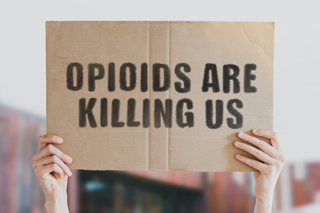 The Covid-19 pandemic has amplified problematic use of opiates with a staggering 30% rise in overdoses in 2020, with the UK not excluded.